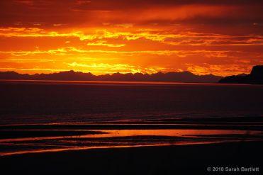Homer, Alaska Sunset 2